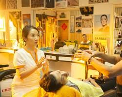 Why Momoko XN!陶晶瑩為金馬分飾4角 變身「肌肉芭比」