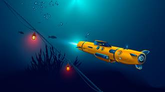 潛艇最恐怖夢魘  AI反潛機器人水下獵殺