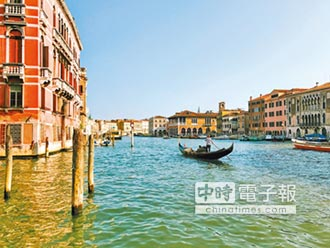 夢幻迷離漂浮之城威尼斯 下