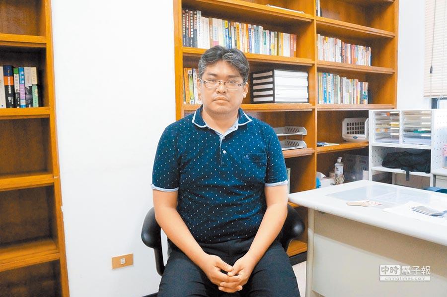 中華經濟研究院助研究員王國臣。(本報資料照片)