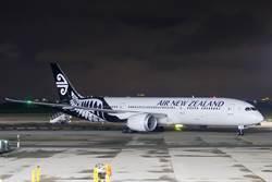 睽違13年銀蕨再現台灣藍天 紐西蘭航空重啟桃園航線