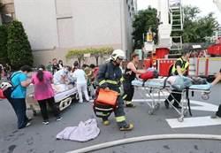 台北醫院大火 代理護理長等5人轉列被告