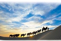 陸首支探險隊 橫穿塔克拉瑪干沙漠