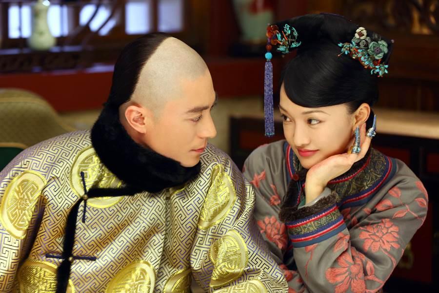 《如懿傳》將在11月27日正式上檔,周迅和霍建華將於18日出席台灣記者會。衛視中文台提供