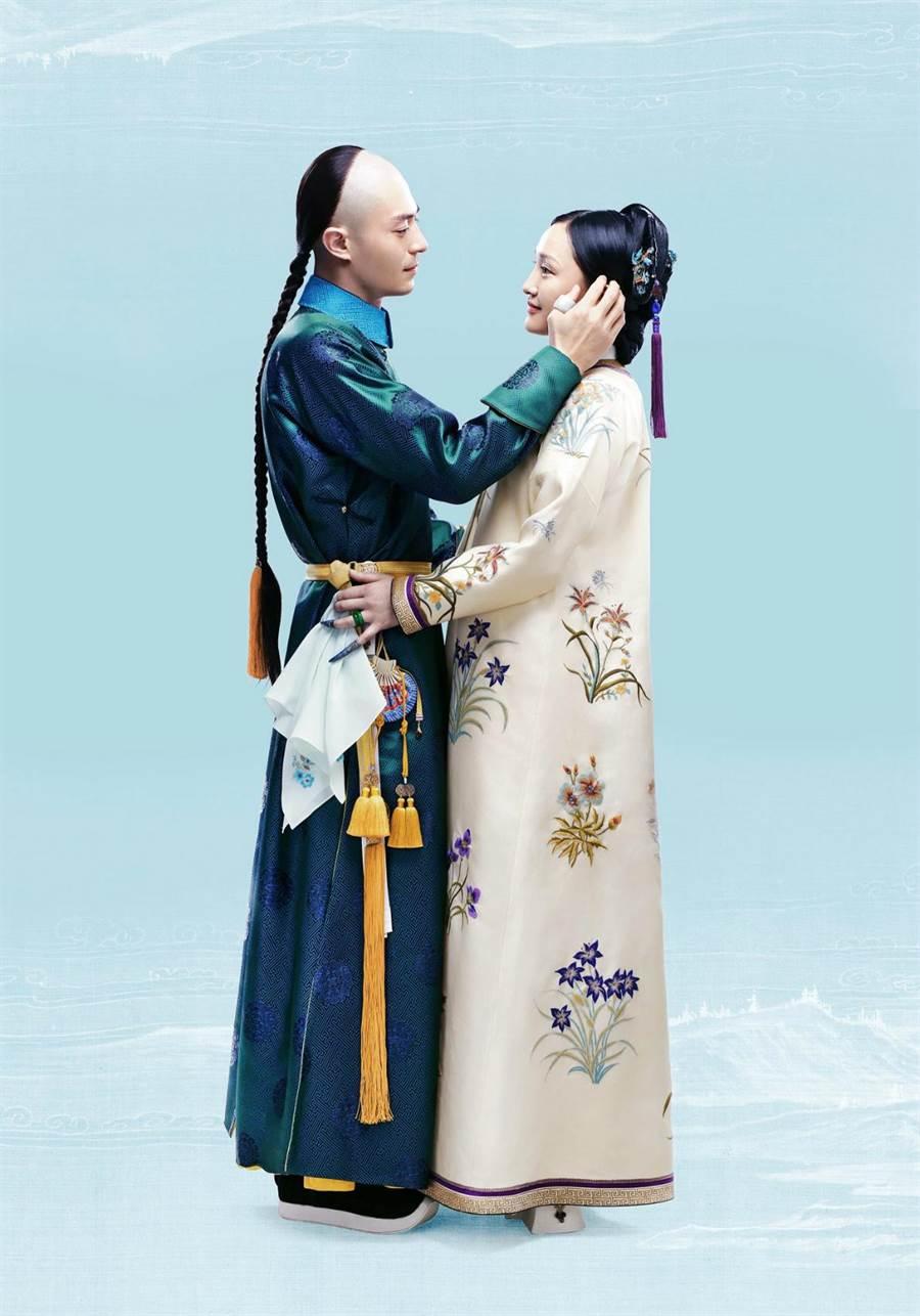 《如懿傳》描述帝后夫妻之間的相處之道。衛視中文台提供
