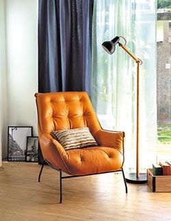 居家創意fu-造型單人椅 營造亮點