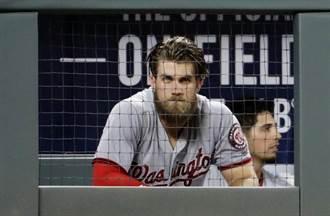 MLB》洋基對哈波沒興趣 吸血鬼經紀人:他們還在裝!