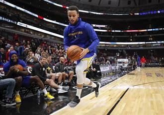 NBA》官方MVP榜首次公布 柯瑞居首 詹皇第9