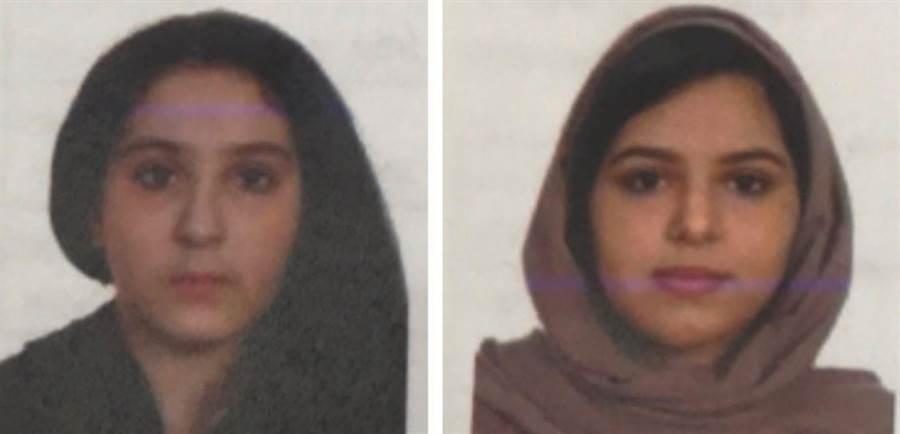 10月底,沙國姊妹花羅塔娜及塔菈遺體在紐約河畔找到,被發現時兩人面對面、遭牛皮膠帶綑綁腳踝及腰部。(圖/擷取自紐約警察局總警探德蒙特推特)