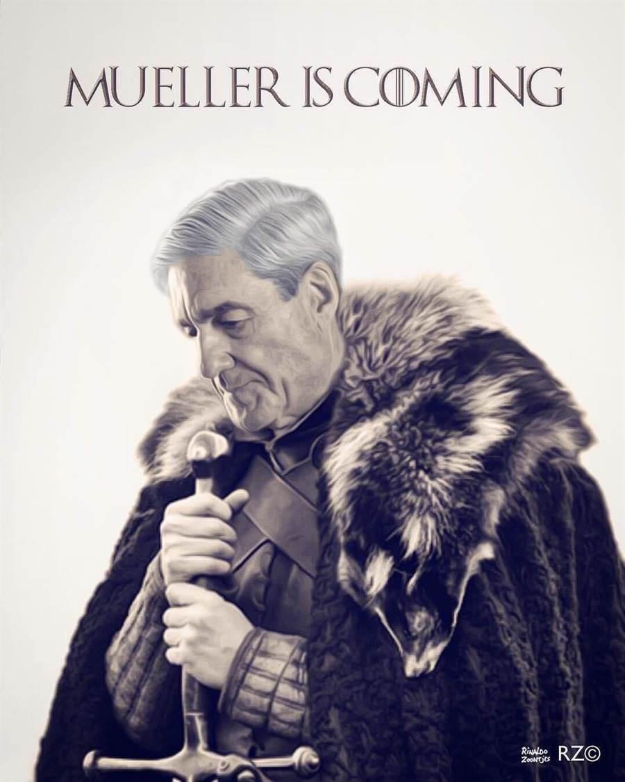 網友惡搞成「穆勒將至」。