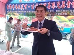 台南》牽線喜憨兒商品上架超市 黃偉哲推策略聯盟