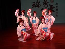 50位舞者獻藝 詮釋日本舞踊之美