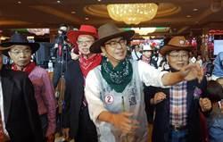 高雄》陳其邁出席醫師節慶祝大會 韓國瑜臨時取消