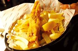 英國炸魚薯條要漲價