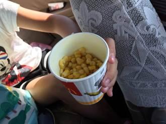 麥當勞玉米濃湯喝幾口就沒了?原因竟讓網友超羨慕