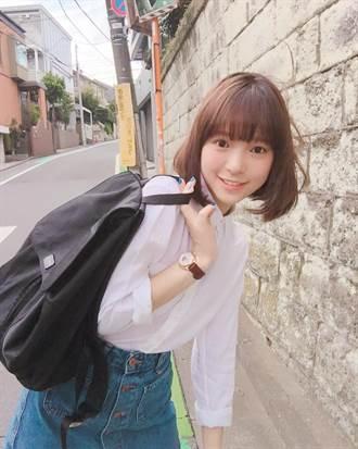 19歲女演員外型太亮眼 曝實習時被「強抱」撩妹?!