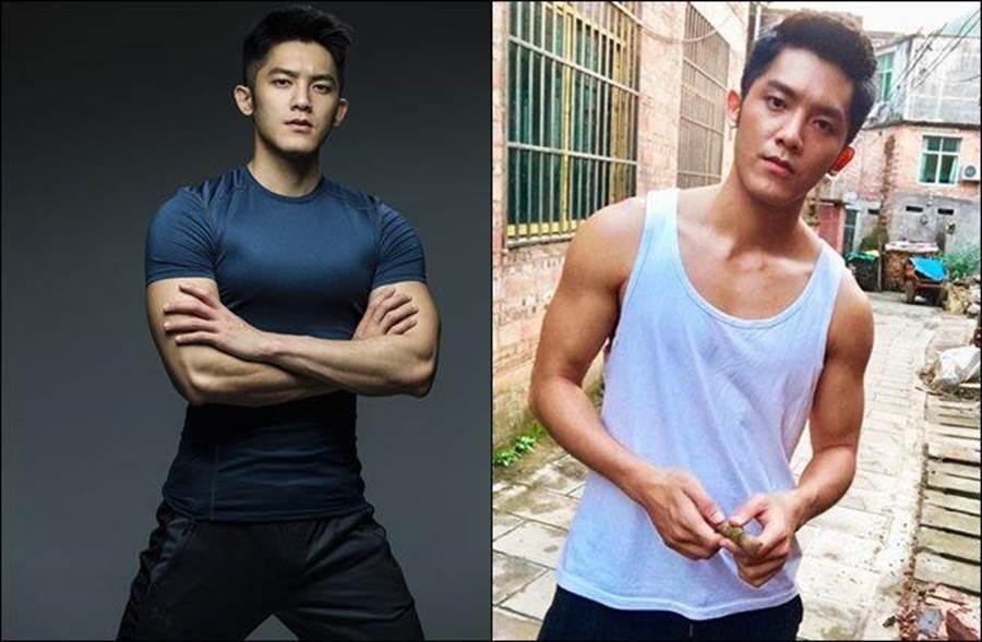Adam冠宇表示,希望未來可以出健身寫真書或是旅遊寫真書,結合優勢跟興趣。(合成圖/翻攝自Adam冠宇IG)
