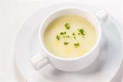 夜市牛排「濃湯+紅茶」不敗組合 網曝:酥皮濃湯碗更噁心