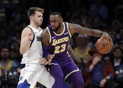 NBA》詹姆斯發聲力挺華頓 提前歡迎拳王加盟