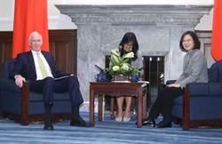 中時社論》介入台灣選舉 美台雙輸