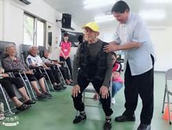 二林華崙社區不老健身房 肌力訓練夢工廠開工