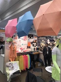 越曬越白布料 台灣專利 大阪紡織展受矚目