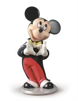 歡慶米奇90歲生日   雅緻瓷偶推迪士尼卡通系列瓷偶