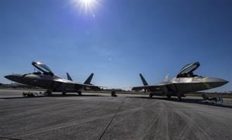 猛禽再起:風災受創F-22有8成將於一年內重返天空