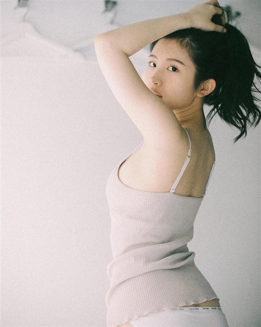 (圖/FB@雞排妹ili鄭家純)