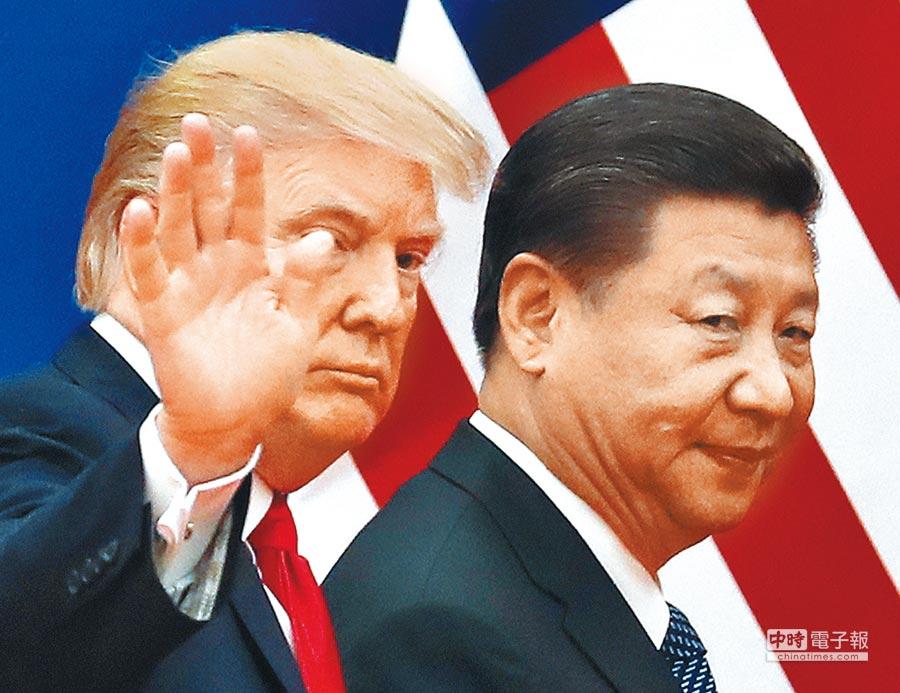美國總統川普與大陸國家主席習近平通熱線電話,稱預料會在G20峰會和習達成對美非常好的協議,被解讀是川普的選舉策略。(美聯社)