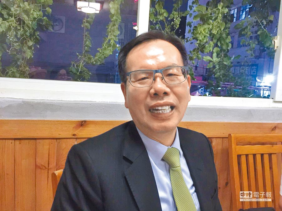 廈門台商協會會長吳家瑩。(本報資料照片)