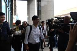 高雄》劉寶傑「被請假」第三天 陳其邁現身東森接受專訪