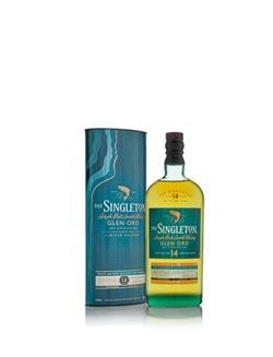 蘇格登 14年威士忌