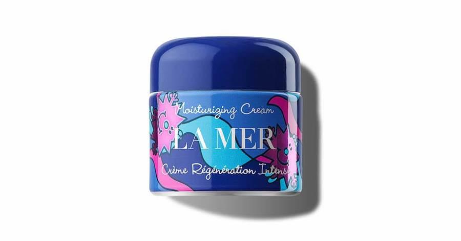 La Mer奇蹟小姐聯名限量乳霜60ml,1萬1800元,周慶優惠價1萬620元,忠孝SOGO限定發售。(La Mer提供)