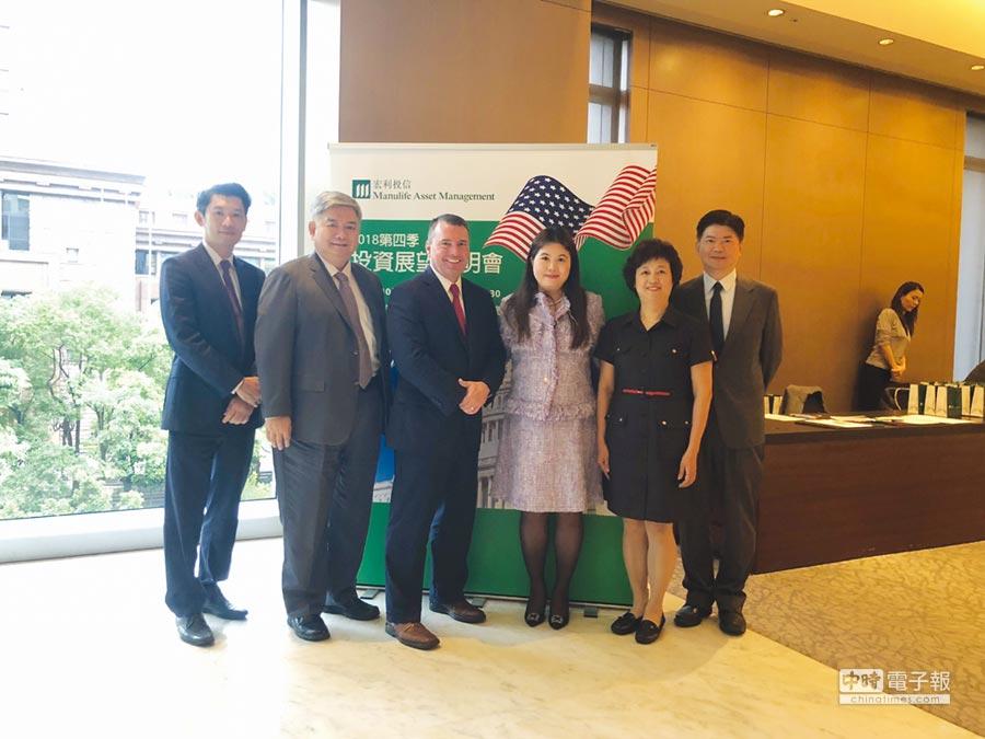 兆豐銀行財富管理處長官親自參與宏利投信主講的第4季特別股投資展望說明會。圖/業者提供