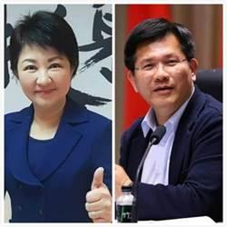 台中》智庫民調出爐 盧秀燕35.7% 林佳龍28.7%