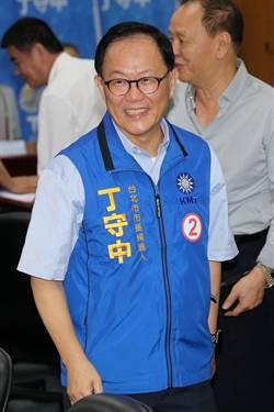台北》稱小野「綠營文化門神」 丁守中:中間都在操作棄保