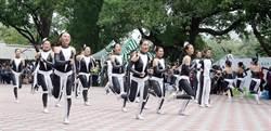 閃舞驚艷花博后里馬場2018台中國際踩舞祭 9日登場