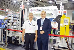 統仁貿易 客製壓鑄取出機器人 協助產業升級