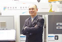 CMD理事長許文憲示警 台灣工具機競爭力 面臨考驗
