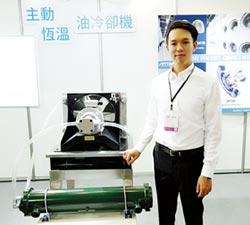 庫林主動式恆溫油冷卻機 低耗能