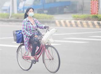 嘉義》空氣品質紅色警戒 吳芳銘提「清新晴空計畫」