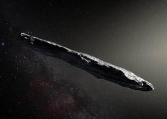 雪茄形狀「星際訪客」  哈佛學者:可能是外星人太空船