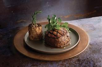 超噴香的烤骨髓搭牛排!莫爾頓秋冬新菜端罕見美味