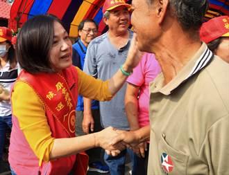 屏縣議員候選人林蔡鳳梅競選總部成立