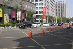 台南新光三越西門店周年慶開跑  跨越選舉日交通將遇黑暗期