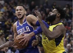 NBA》打破魔咒!七六人終止客場開季5連敗