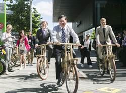 荷蘭經濟循環訪團抵桃 分享城市發展經驗