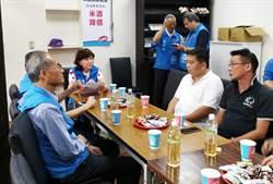 台中》市議員黃馨慧忙於選舉 仍不忘力推全民運動