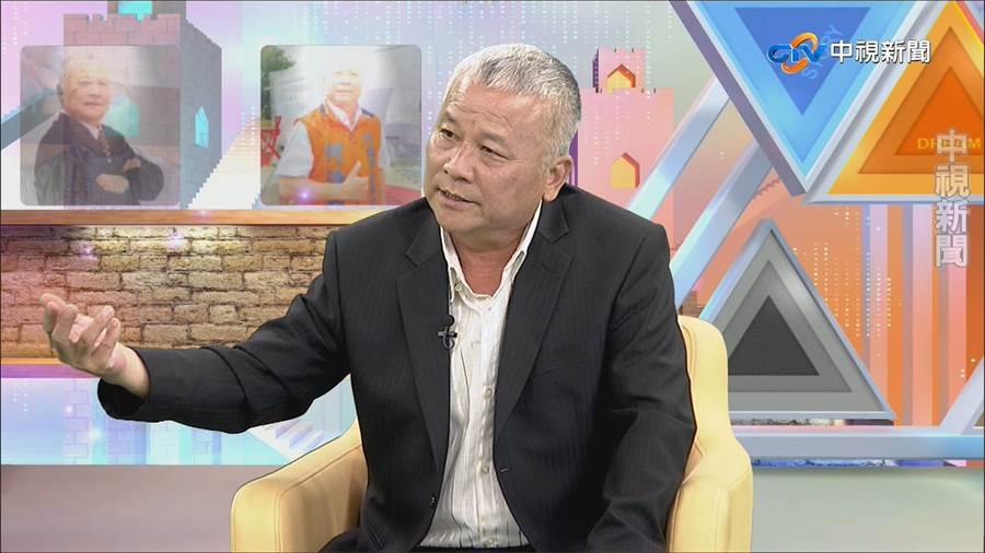 竹北市長何淦銘回憶礦工父親對自己的教誨